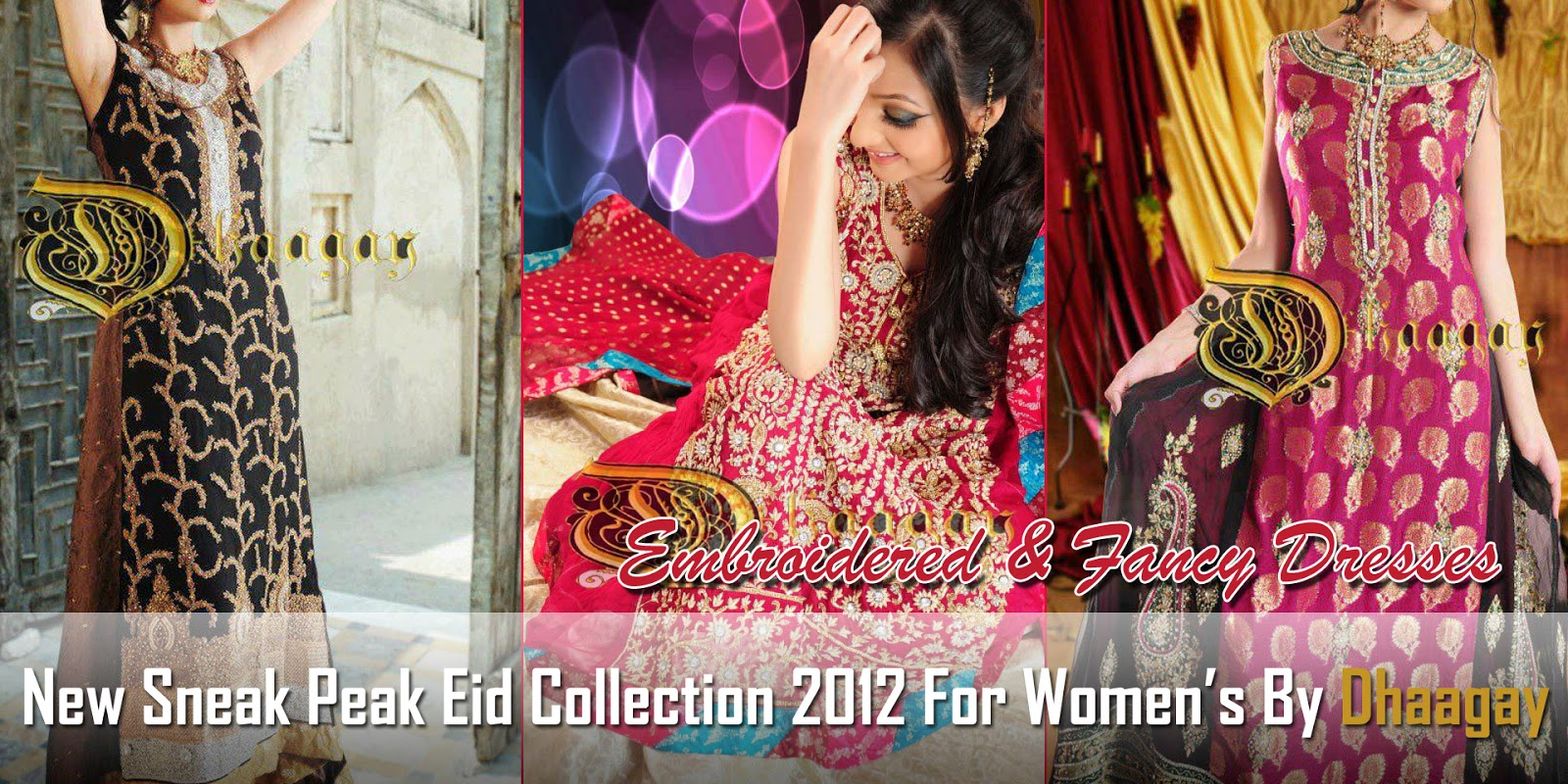 53d039c2b0 Dhaagay is one of the popular fashion brand by Madiha Malik. they creates  traditional