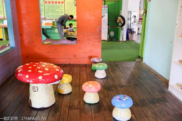 巫家捏麵館玩黏土DIY,還能喝路易莎咖啡坐小火車賞落羽松
