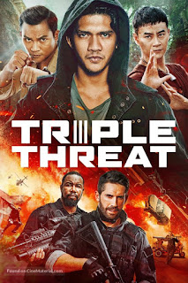 Download Film dan Movie Triple Threat (2019) Subtitle Indonesia Webdl Bluray dengan ukuran 1080p 720p 480p 360p dalam format Mp4 dan MKV