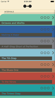 semitones music app for iphone