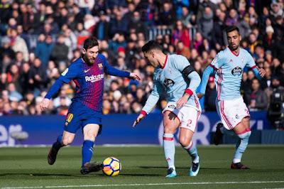 مشاهدة مباراة برشلونة وسيلتا فيغو بث مباشر اليوم 09-11-2019 في الدوري الاسباني