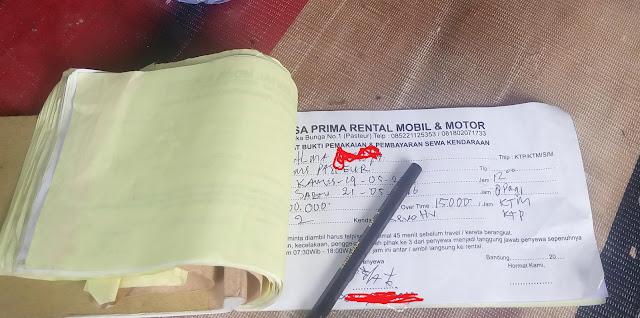 Rental Motor dan Mobil Murah buat Jalan-jalan di Bandung