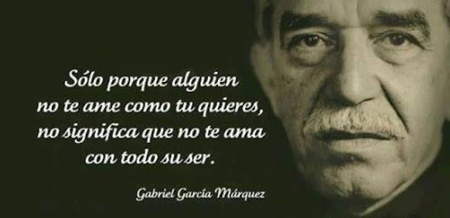 20 frases del gran escritor Gabriel García Márquez