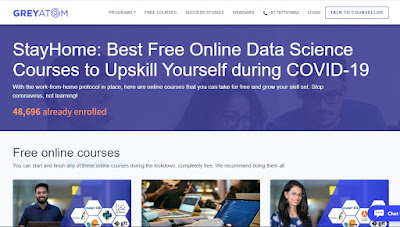Data Science Courses by GreyAtom