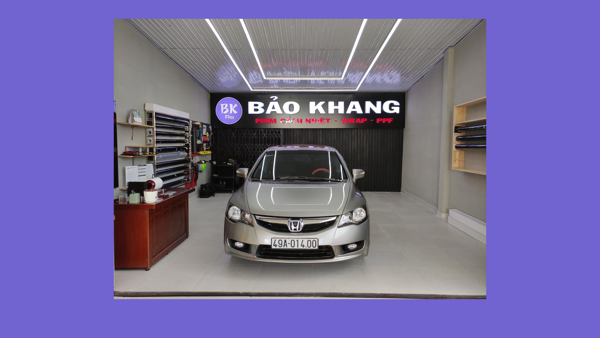 Quỳnh Giang | Dịch vụ dán phim cách nhiệt xe ô tô, nhà kính chuyên nghiệp tại Bảo Lộc