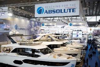 Nautica Fusaro al Boot Düsseldorf 2019 con Absolute Yachts