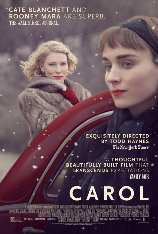 Carol (2015) รักเธอสุดหัวใจ [HD]