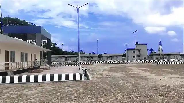 উদ্বোধনের দিন খুজছে বাহাদুরাবাদ ফেরিঘাট টার্মিনাল