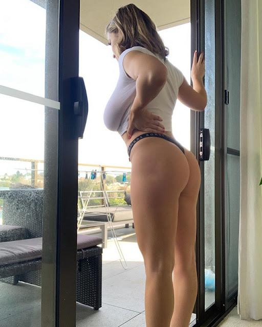 Ruby May Hot & Sexy Pics
