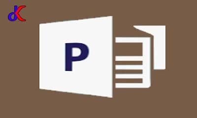 Publisher - Untuk tambahan tahap    Bagian 1