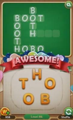 Word Blocks Level 8