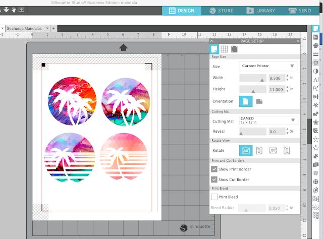 Siser EasySubli, Easy Subli, Print and Cut, silhouette print and cut, heat transfer vinyl