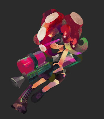 Octoling Splatoon