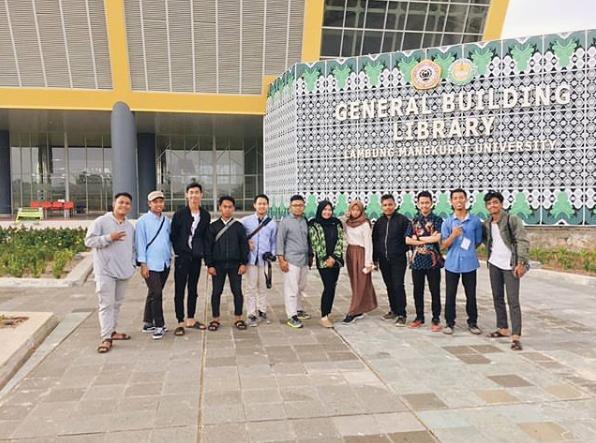 pertemuan Pemuda UNMul dan UAD