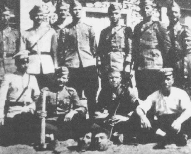 Ημέρα Μνήμης στα Κομνηνά Ξάνθης για τους εκτελεσθέντες το 1944 από τον Βουλγαρικό Στρατό κατοχής