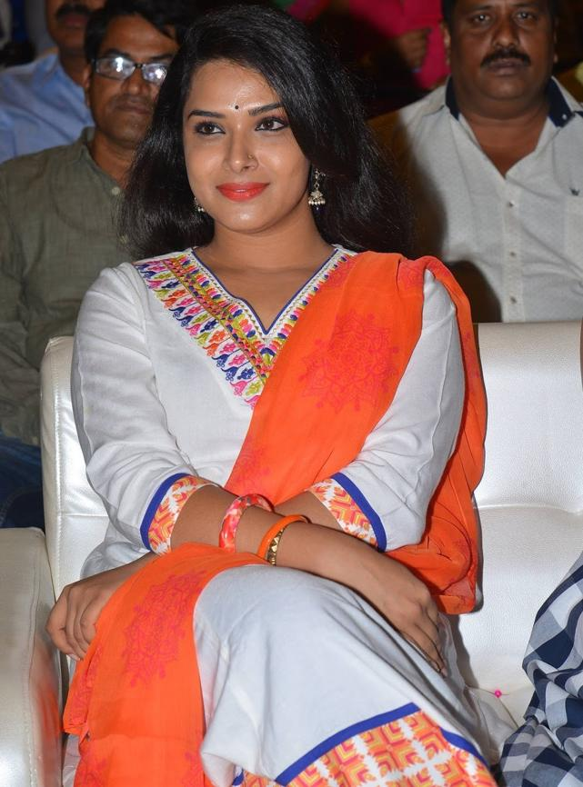 Beautiful Telugu TV Actress Hari Teja Photos In White Dress