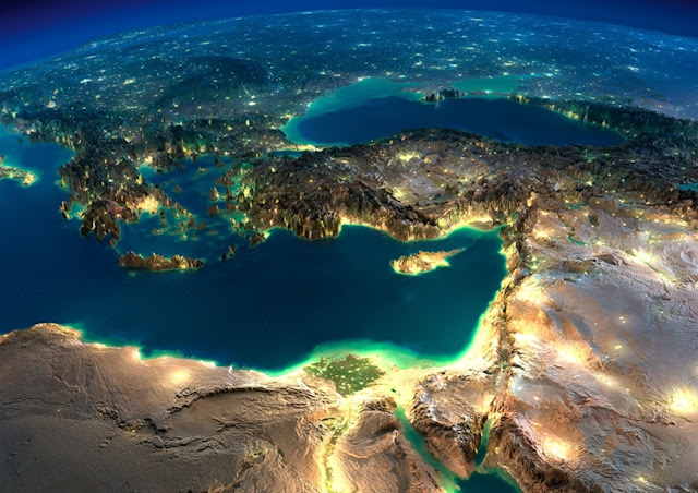 Παιχνίδια εξουσίας στην Ανατολική Μεσόγειο