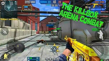 The Killbox Arena Combat, nuevo FPS Android