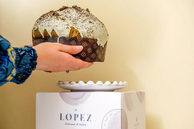 Il Lopez panettone artigianale siciliano