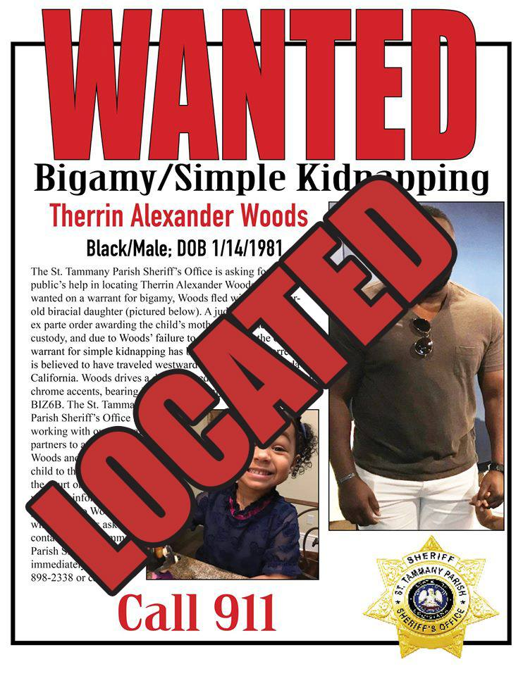 Mt  Hermon Web TV: Bigamy & Child Kidnapping Suspect Found