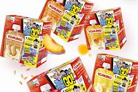 Logo Concorso Yomino: vinci peluche Teen Titans Go! Funko Supercute Plushies e viaggi a Madrid
