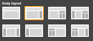how to 3 column blogger template layout