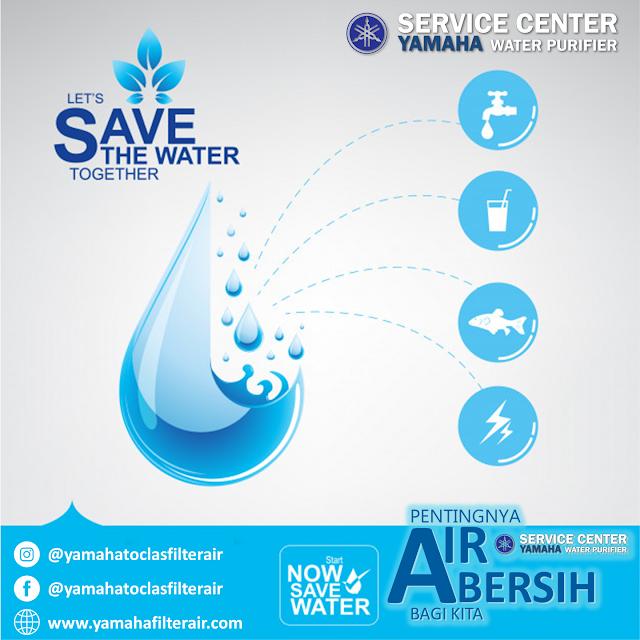 Pentingnya air bersih bagi manusia