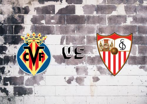 Villarreal vs Sevilla  Resumen