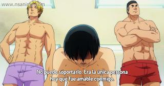 descargar Grand Blue anime 1 sub español ver online