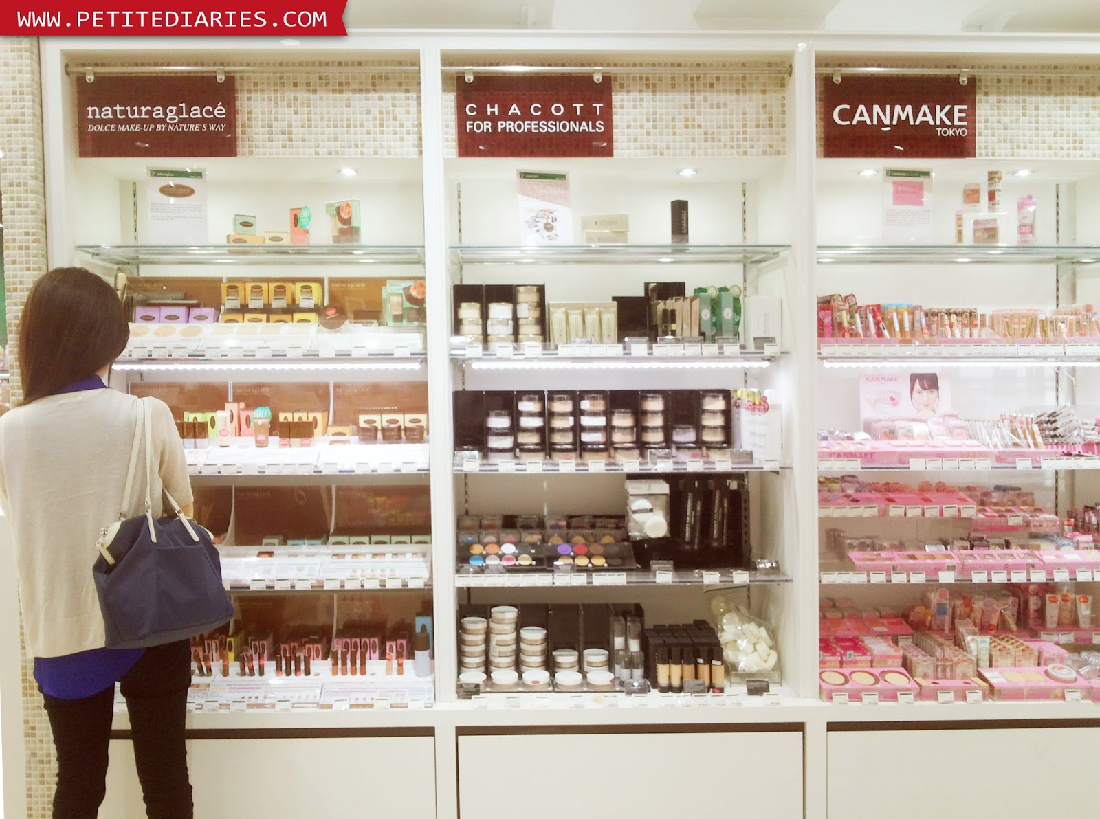 beauty shopping singapore