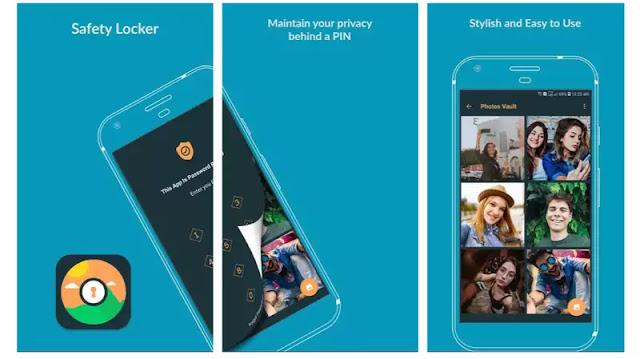 3- تطبيق Secure Gallery Vault: Photos, Videos Privacy Safe technotesarabic.com