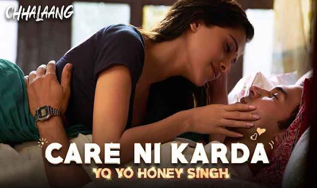 Care Ni Karda Hindi Lyrics – Yo Yo Honey Singh