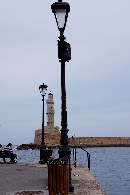 Chania Harbour & Old Town