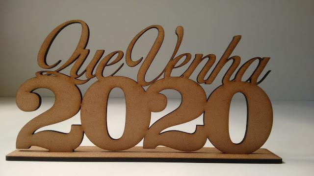 2020 - O Ano das Realizações!!!