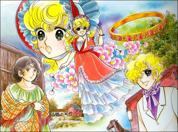 Georgie anime manga