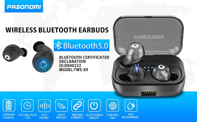 best wireless Bluetooth earbuds of 2020