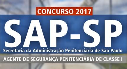 Concurso SAP-SP 2017