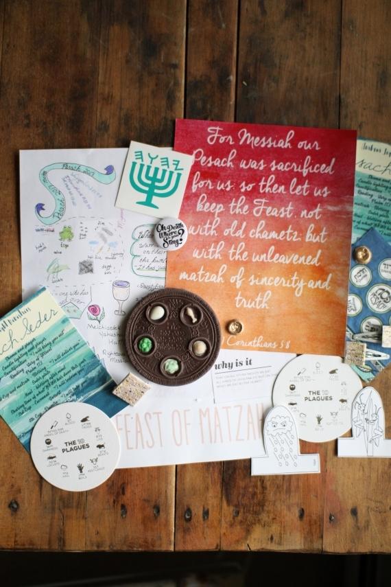 My Matzah Week | Land of Honey
