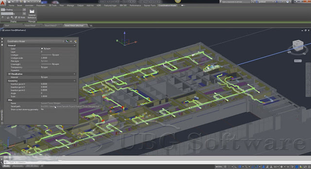 Autodesk AutoCAD Full Version UBG Software