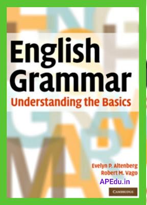 English Grammar Understanding the Basics.