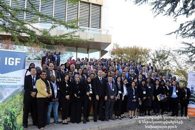 Armenia se convirtió en miembro del IGF