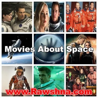 افضل 10 افلام عن الفضاء يجب ان تراها
