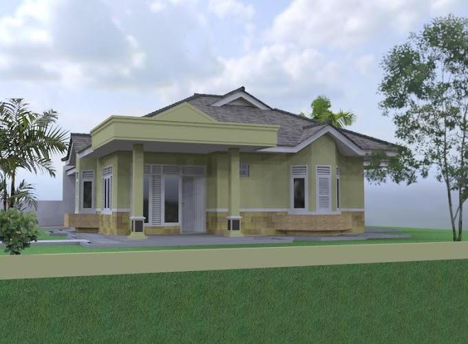 Desain Rumah Perum BDS1