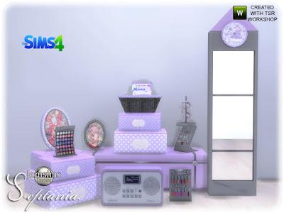 septania bedroom decorations Спальня Сепания украшения для The Sims 4 украшения для спальни septania 11 новинок для вашей спальни septania. сладость и мягкие цвета. составляют объекты misc deco clutters.jewelry. напольное зеркало. коробка деко. книга деко. корзина деко, коробка деко. Автор: jomsims