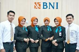 Lowongan Kerja PT Bank Negara indonesia (Persero) Oktober 2020