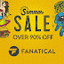Fanatical Summer Sale 2019