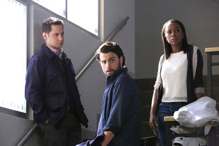 How to Get Away With Murder - Episode 3.06 - Is Someone Really Dead? - Promo, Sneak Peeks, Promotional Photos & Press Release