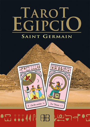 Tarot Egipcio Saint Germain