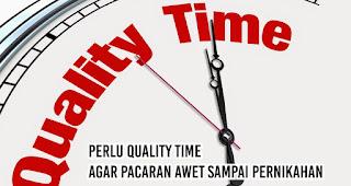 Perlu Quality time Agar Pacaran Awet Sampai Pernikahan