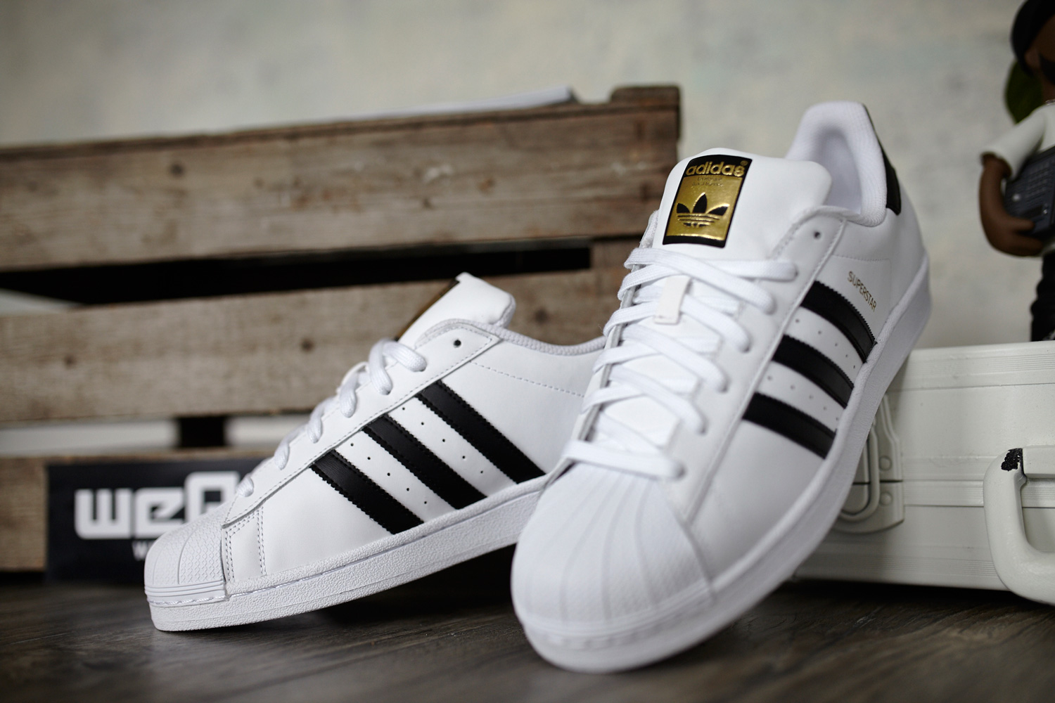 359ed52bbeb 3 Stripes   Rebirth of Adidas Superstar